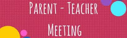 Parent Teacher Meeting