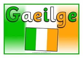 Gaeilge Specs