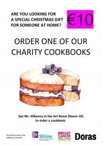 Charity cookbook 1