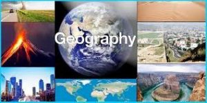 Geography specs
