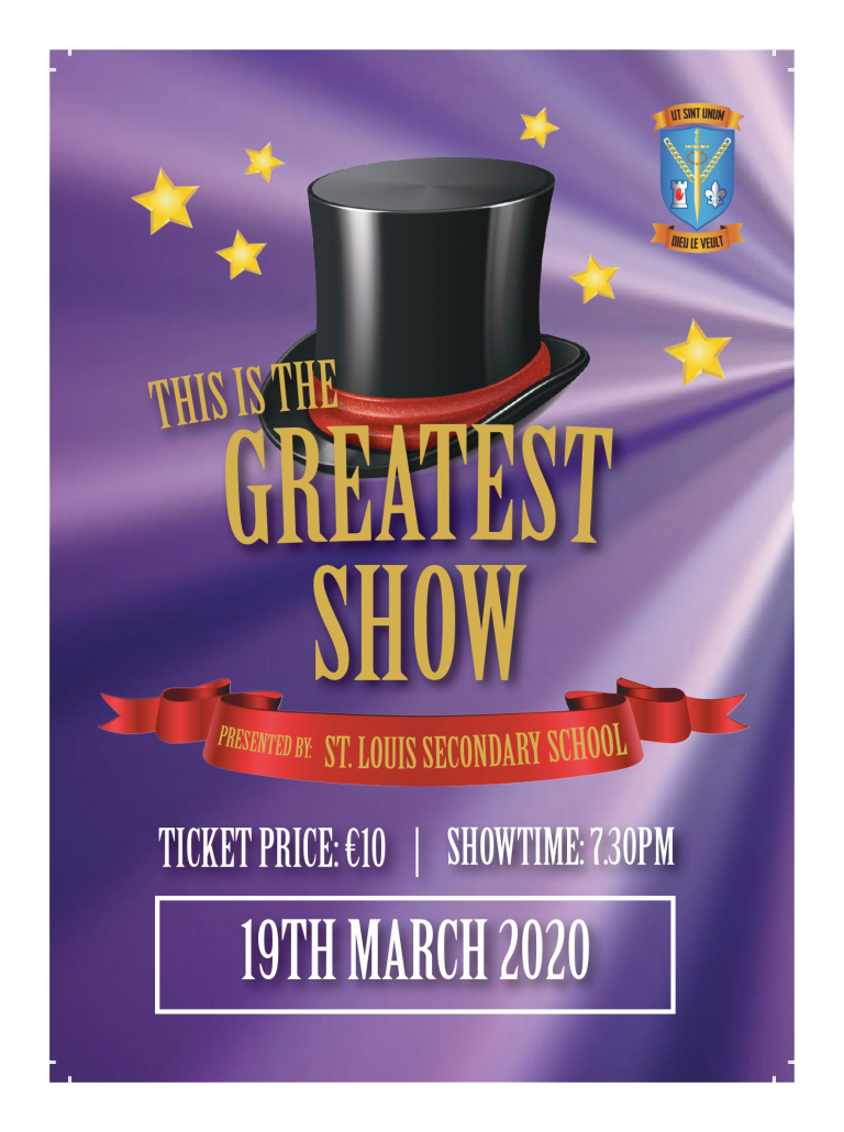 Tickets for Thursday 19th March 2020
