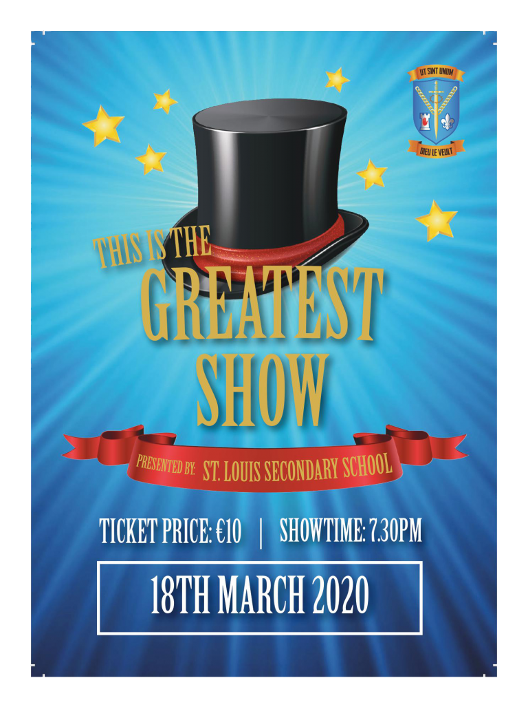 Tickets for Wednesday 18th March 2020